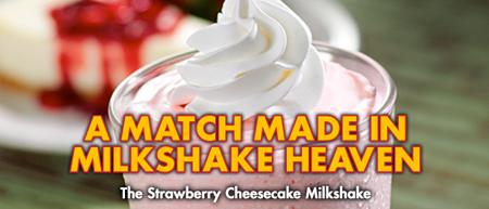 Zaxbys milkshake