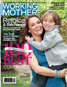 Working Mother Magazine: Free 1-Year Subscription!