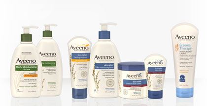 Aveeno Skin Relief Products