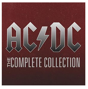 Amazon: AC/DC The Complete Collection (290 Songs) MP3 Download Only