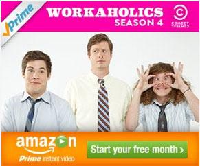 Workaholics cast