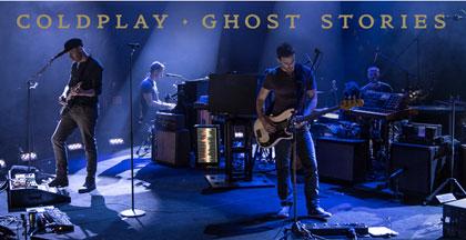 Google PlColdplay's Ghost Stories MP3 Album