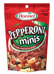 New $1.00 off 2 HORMEL Pepperoni packages Coupon
