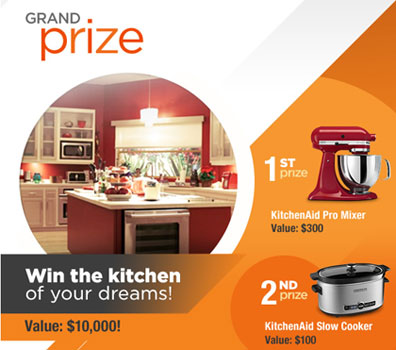 Win A 10 000 Kitchen Makeover From Modern Family Go Sampling