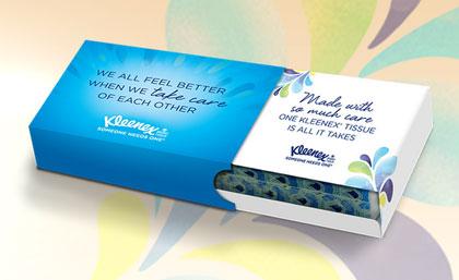 Kleenex Sample