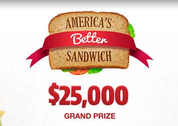 Arnold Bread America's Better Sandwich Contest