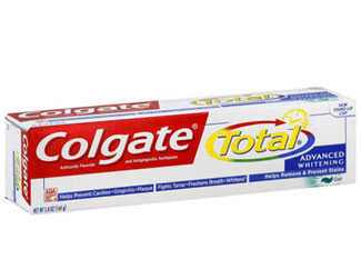 Walgreens: FREE Colgate Total Toothpaste