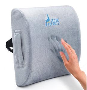Amazon Deal: Desk Jockey Lumbar Support Cushion Only $19.99 (Reg $39.99)