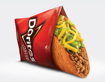 Taco Bell: FREE Doritos Locos Taco on 6/21