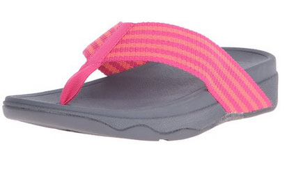 Amazon Deal: FitFlop Women's Surfa Flip Flops Only $34.50 (reg $60)