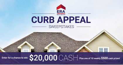 HGTV Curb Appeal Sweepstakes