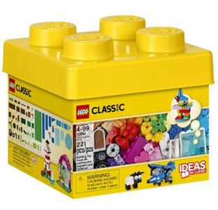 LEGO Creative Bricks Only $11.99 (Regularly $16.99)