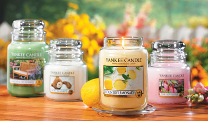 Yankee Candle: Buy One, Get TWO FREE Candles