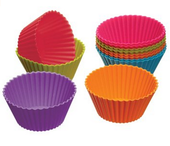 Amazon Deal: Kitchen Craft Colourworks Silicone Cupcake Cases Only $3.10 Shipped (Reg. $14.99)