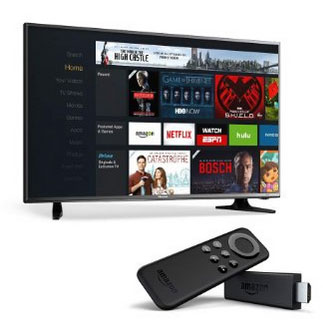 Amazon Deal: Hisense 32-Inch 720p LED TV AND Fire TV Stick Just $119.99