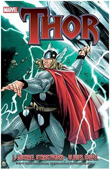Amazon: 3 Free Thor Graphic Novel eBooks (Regularly $16.99 Each)