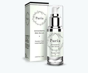 Free Sample of Puria Anti-Aging Lotion!
