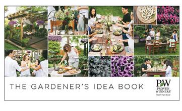 Free 2018 Gardener's Idea Book!