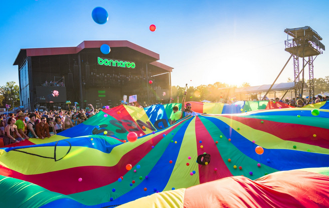 Win FREE VIP weekend passes to Bonnaroo Music & Arts Festival!