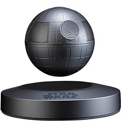 Amazon: Star Wars Levitating Death Star Bluetooth Speaker Only $98.99 (reg $179.99)