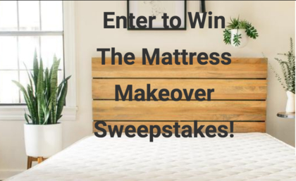 Win a queen Mattress and more!