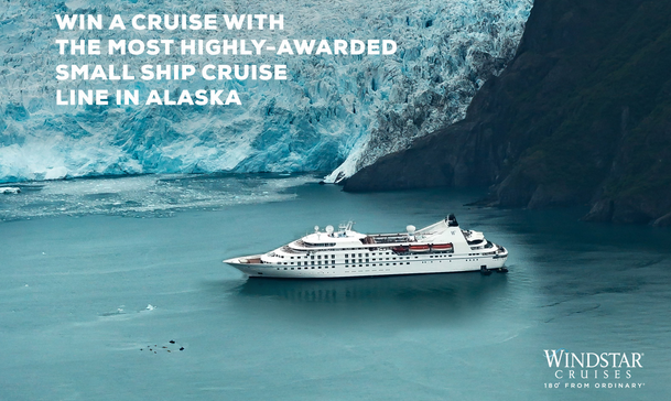 CruiseCritic: Win a 12-Day Alaskan Splendor Cruise and $2,000!